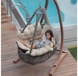 Подвесные кресла-качели