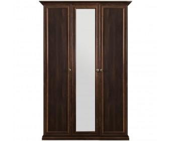 """Шкаф 3-х ств (2+1) с зеркалом """"Афина"""" караваджо"""